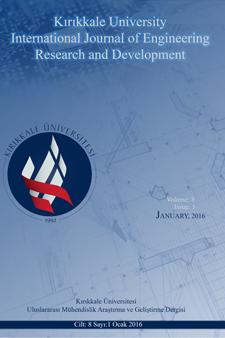Uluslararası Mühendislik Araştırma ve Geliştirme Dergisi