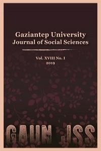 Gaziantep Üniversitesi Sosyal Bilimler Dergisi